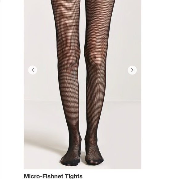 0c7f6d281621c Forever 21 Other | Micro Fishnet Tights | Poshmark
